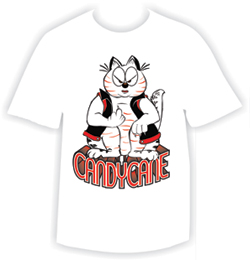 Female Candycane T-shirt